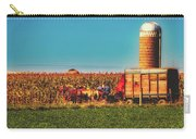 Harvest In Amish Country - Elkhart County, Indiana Carry-all Pouch