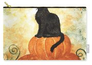 Harvest Kitty Carry-all Pouch