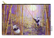 Harvest Moon Pandas  Carry-all Pouch