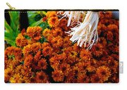 Harvest Mums Carry-all Pouch