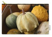Harvest Of Gourds Carry-all Pouch