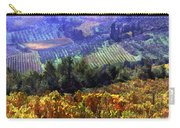 Harvest Time At The Vineyard Carry-all Pouch