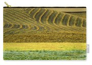 Harvested Fields Of The Palouse Carry-all Pouch