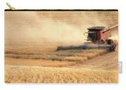 Harvesting Wheat 1336 Carry-all Pouch