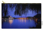 Harveston Lake At Night Carry-all Pouch