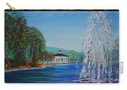 Harveston Lake Fountain Carry-all Pouch