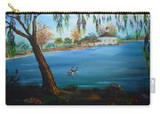 Harveston Lake Geese Carry-all Pouch