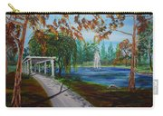 Harveston Lake Path Carry-all Pouch