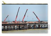 Hastings Pier, England Carry-all Pouch