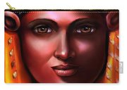 Hathor- The Goddess Carry-all Pouch by Carmen Cordova