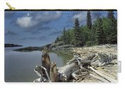Hattie's Bay In Pukaskwa National Park Ontario Carry-all Pouch