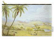 Haughton Court - Hanover Jamaica Carry-all Pouch by James Hakewill