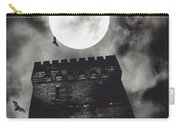 Haunted Dark Castle Carry-all Pouch