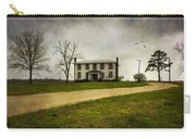 Haunted House On A Hill Carry-all Pouch