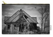 Haunted School House Carry-all Pouch