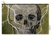 Haunted Skull Carry-all Pouch