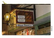 Haunted St. Augustine Carry-all Pouch