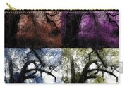 Haunting Beauty Of Hues Carry-all Pouch