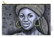 Hausa Maiden  Carry-all Pouch
