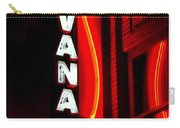 Havana Club At Night Carry-all Pouch