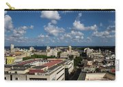 Havana Rooftops Carry-all Pouch
