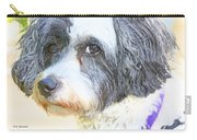 Havanese Dog Carry-all Pouch
