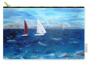 Hawaii Sail Carry-all Pouch