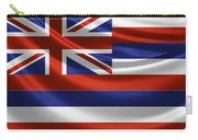 Hawaii State Flag Carry-all Pouch