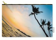 Hawaii Sunset Carry-all Pouch