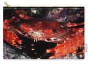 Hawaii Swimming Crab Carry-all Pouch