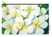 Hawaii Tropical Plumeria Flower #224 Carry-all Pouch