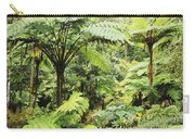 Hawaii Tropical Rainfores Carry-all Pouch