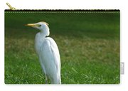 Hawaiian Cattle Egret Carry-all Pouch