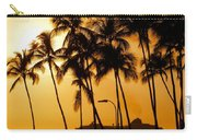 Hawaiian  Cruise Carry-all Pouch