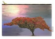 Hawaiian Flame Tree Carry-all Pouch