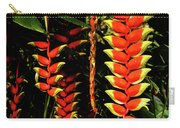 Hawaiian Heliconia Carry-all Pouch