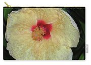 Hawaiian Hybiscus Carry-all Pouch
