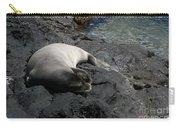 Hawaiian Monk Seal Ilio Holo I Ka Uana Carry-all Pouch