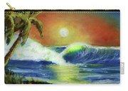 Hawaiian Moon #399 Carry-all Pouch