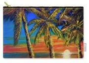 Hawaiian Moon #404 Carry-all Pouch