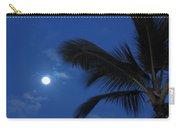 Hawaiian Moon Carry-all Pouch