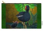 Hawaiian Moorhen Or Gallinule Carry-all Pouch
