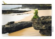 Hawaiian Offering On Beach Carry-all Pouch