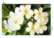 Hawaiian Plumeria #56 Carry-all Pouch