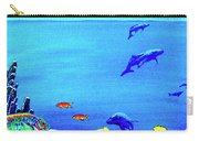 Hawaiian Reef Fish Nimo #193 Carry-all Pouch