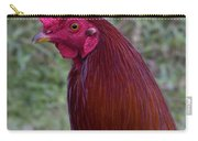 Hawaiian Rooster Carry-all Pouch