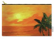 Hawaiian Sunset #27 Carry-all Pouch