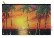 Hawaiian Sunset  #329 Carry-all Pouch