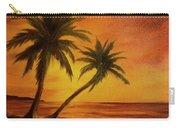Hawaiian Sunset #380 Carry-all Pouch