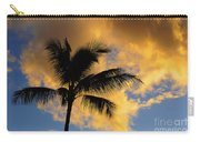 Hawaiian Sunset Hanalei Bay 5  Carry-all Pouch